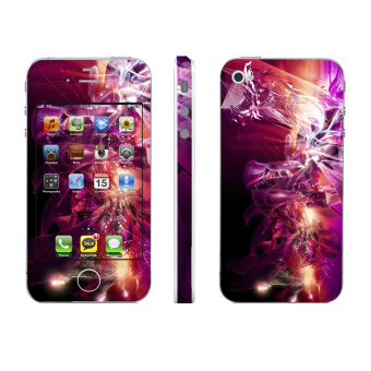 Harga Phone Skin Cover by OddStickers for Apple iPhone 4s
