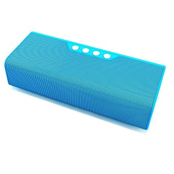 Harga Cai Cai-23 Dream-Music Super Bass Bluetooth Speaker (Blue)