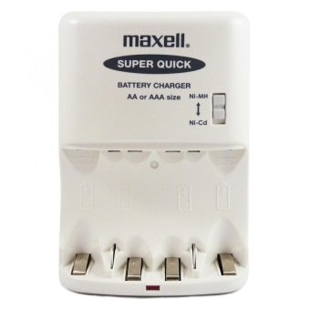 Harga Maxell Super Quick Charger