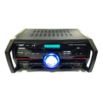 Ace AV-12HE Professional Super Power Amplifier (Black) Price Philippines