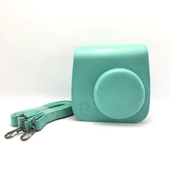 Instax Mini 8 Leather Bag - Mint Green Price Philippines