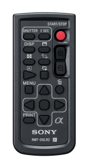 Sony RMTDSLR2 Wireless Remote for Alpha and NEX (Black) Price Philippines