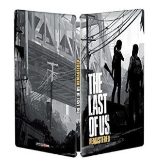 The Last Of Us Remastered Steelbook Edition Rare Ps4 European Import Price Philippines