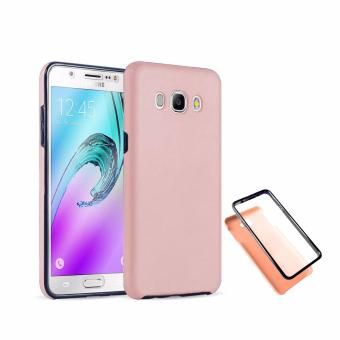 Full Cover 360 Shockproof Case for Samsung Galaxy J2- RoseGold Price Philippines