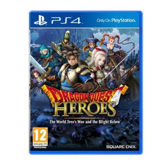 Dragon Quest Heroes for PS4 Price Philippines