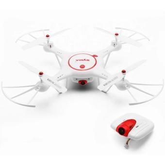 Syma X5UC 2MP HD Camera 2.4GHz 4 CH 6-Axis Gyro Headless Mode Quadcopter Drone (White) Price Philippines