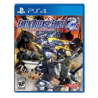 Harga PS4 Earth Defense Force 4.1 The Shadow of New Despair