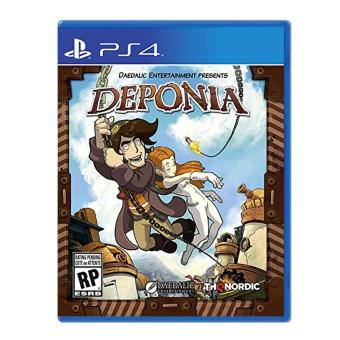 Deponia for PS4 Price Philippines