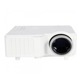 Harga LED Game Projector (White)
