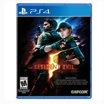 PS4 Resident Evil 5 HD [R3] Price Philippines