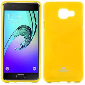 Mercury-Jelly Backcase for Samsung Galaxy A3 2016 (Yellow) Price Philippines