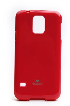 Goospery Jelly Case for Samsung Galaxy S5 (Red) Price Philippines