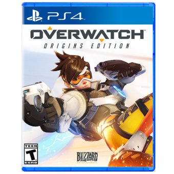 Harga Blizzard Overwatch Origin Edition for PS4 (R1)