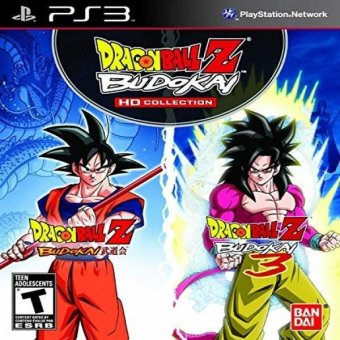 Dragon Ball Z Budokai Hd CollectionPlaystation 3 Price Philippines