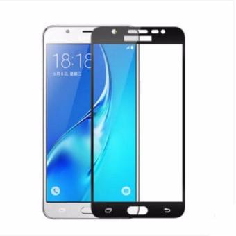Harga Samsung J7 prime FULL tempered glass(black)