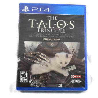 The Talos Principle Deluxe Edition Game for PS4 Price Philippines