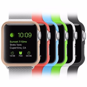 Harga Fintie Apple Watch Case 6 Color Pack [38mm]