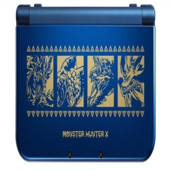 New Nintendo 3DS XL Monster Hunter Cross Hunting life Start Pack Price Philippines