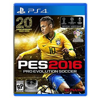 PES 2016 Pro Evolution Soccer for PS4 Price Philippines