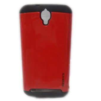 Slim Armor Hard Case for Alcatel Flash Plus (Red) Price Philippines