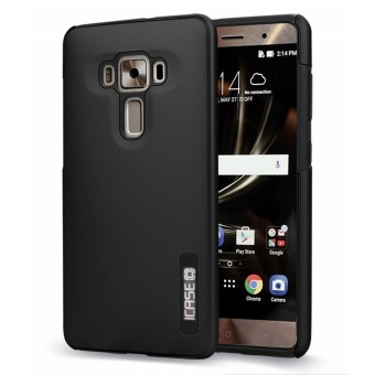 "iCase Dual Pro Shockproof Case for Asus Zenfone 3 (5.7"") ZS570KL (Black) Price Philippines"