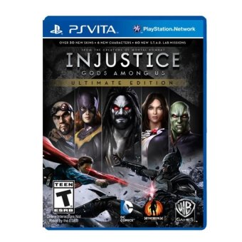 Warner Bros. Interactive Injustice God Among Us: Ultimate Edition for PSP Vita Price Philippines