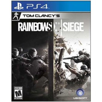 GCE Tom Clancy's Rainbow Six Siege Game R3 for PS4 Price Philippines