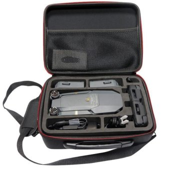 Moonar EVA Internal Waterproof Shoulder Bag Case Protector For DJI MAVIC Pro - intl Price Philippines
