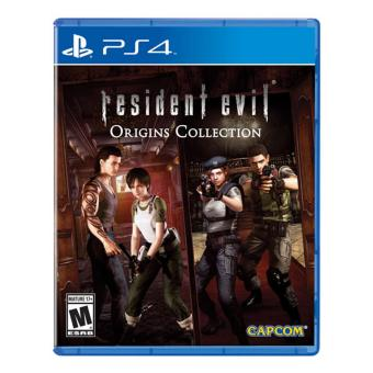 Harga Resident Evil Origins Collection for PS4