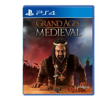 Grand Ages: Medieval for PS4 Price Philippines
