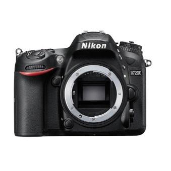 Nikon D7200 24.2MP Body Only
