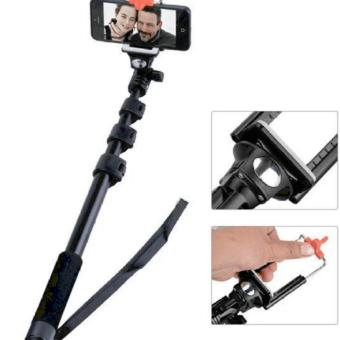QF Yunteng YT-1288 Deluxed Bluetooth Wireless Camera Monopod (Black) Price Philippines