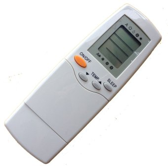Harga Replacement CARRIER Air Conditioner Remote Control RFL-0601AL