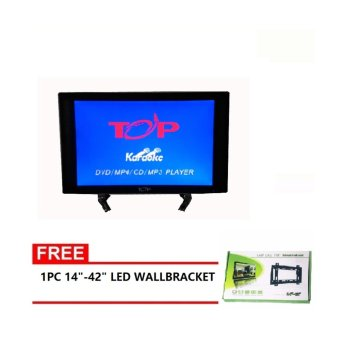 Harga TOP LED TV 8009HD 24 (Black)