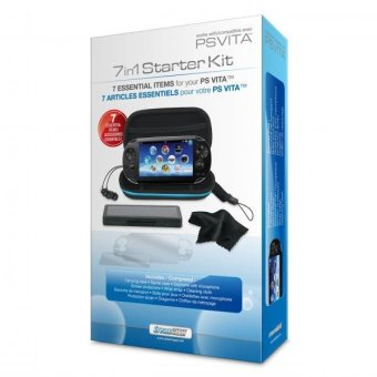 Dreamgear Playstation Vita 7 In 1 Starter Kit Price Philippines