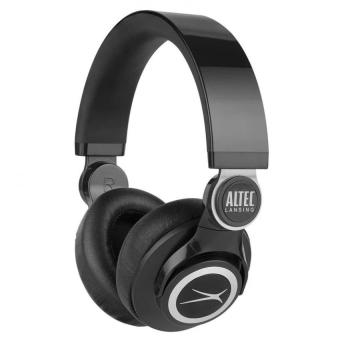 Altec Lansing MZX756 Kickback 106dB Over-the-ear Headphone (Black) Price Philippines
