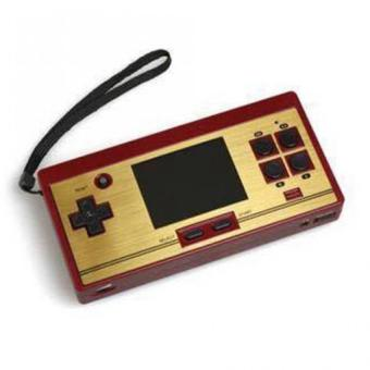 Harga FC-POCKET Classic 8 Bit Game Portable Console Family Computer 600 Games