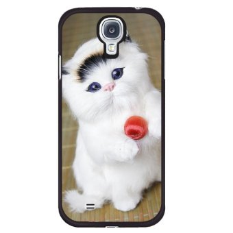 Harga Lovely Gifts For Women's Cat Carton Phone Case for Samsung Galaxy Mega 6.3(Multicolor) - intl