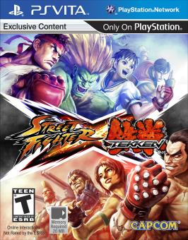 Atari Street Fighter vs Tekken PS Vita Price Philippines