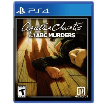 Agatha Christie: The ABC Murders Game for PS4 Price Philippines