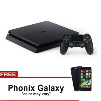 Sony PlayStation 4 Slim 500GB CUH-2016A (Jet Black) with FREE Phonix Mobile Galaxy IPS 5.5HD 8GB Quad Core (Color May Vary) Price Philippines