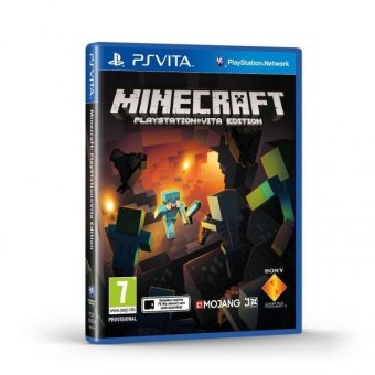 Minecraft (Playstation Vita) Price Philippines