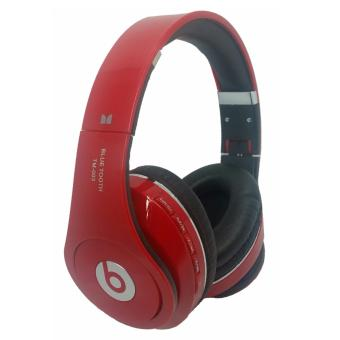 Beats by Dr. Dre TM003 115dB Bluetooth Headphones (Red) Price Philippines