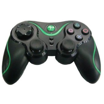 Green Wireless Bluetooth Sixaxis Controller for Sony PS3 Console Game Price Philippines