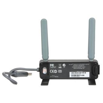 Wireless Internet Network Adapter WIFI for Microsoft Xbox360 (Black) Price Philippines