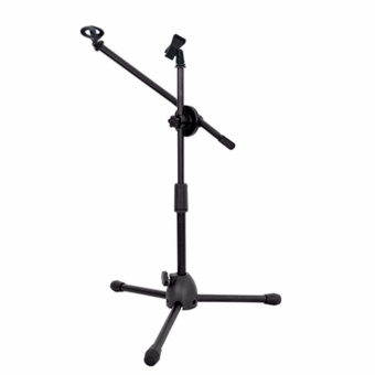 Harga Microphone stand with boom mic stand