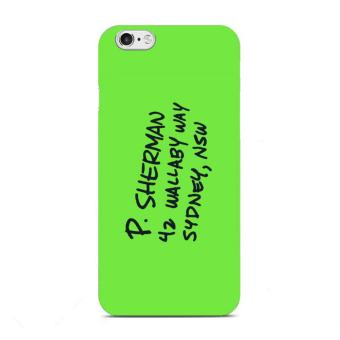 Harga PlanetCases P Sherman Hard Case for iPhone 6/6s