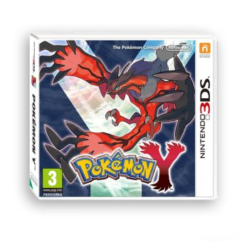 Harga Pokemon Y Video Game for Nintendo 3ds