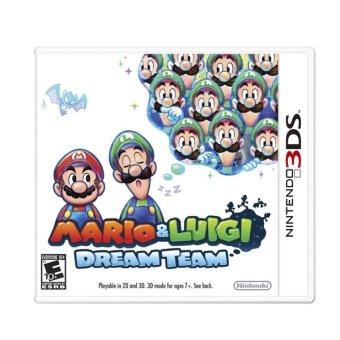Nintendo Mario & Luigi Dream Team for Nintendo 3DS Price Philippines