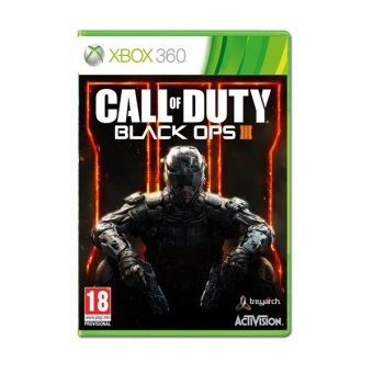 Activision Call of Duty BLACK OPS III for Xbox 360 Price Philippines